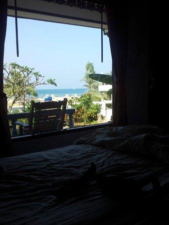 Lanta Il Mare Beach Resort : Vista des de la habitacion