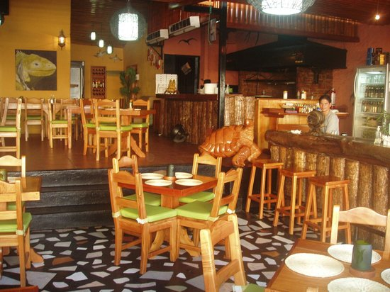 IslaGrill: Dining Room and Bar