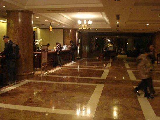 Rosedale Hotel & Suites Beijing: Lobby