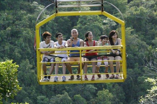 Danao Adventure Park : Skyride