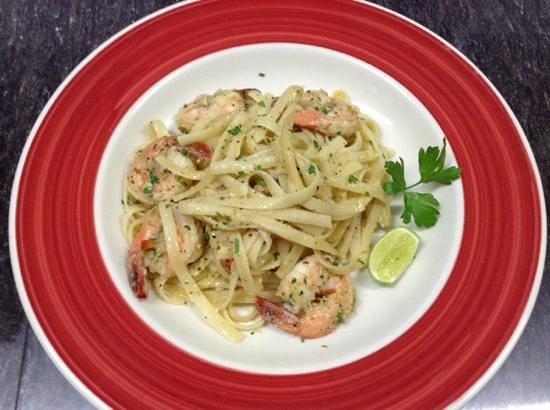 Big Citi Grill : Shrimp Scampi