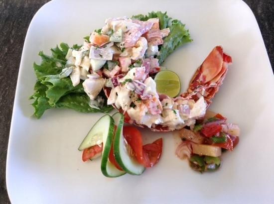 Big Citi Grill : Lobster Salad