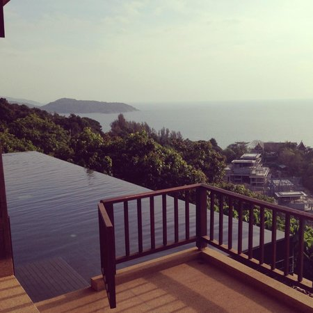 Paresa Resort Phuket: номер