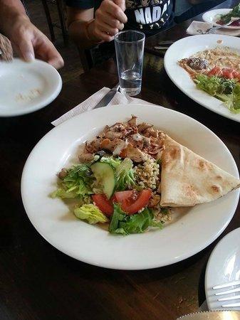 Delight Cafe: Chicken