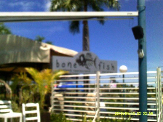 Port Denarau Marina: great staff