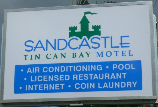‪Sandcastle Motel Tin Can Bay‬