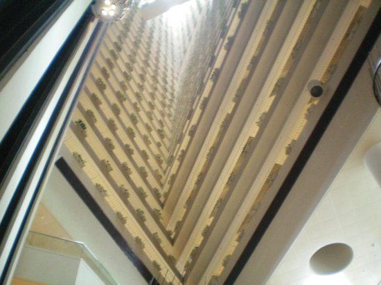 Pan Pacific Singapore : The inner view of the hotel