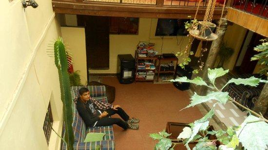 Pisko & Soul: TV lounge