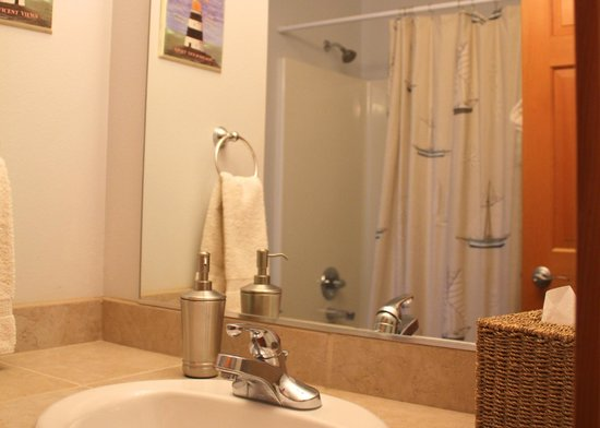San Juan Suites : Bathroom - High Seas - Water View Suite