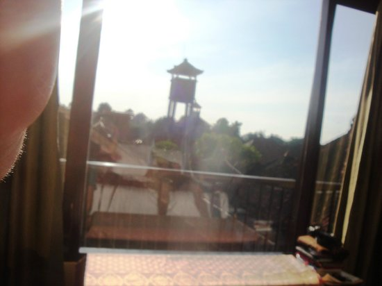 Goutama Homestay: The view I had from my room
