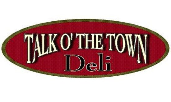 Talk O' The Town Deli : logo