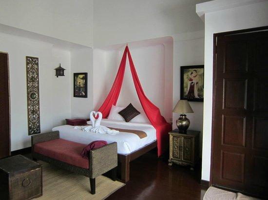Aminjirah Resort: 'Sky Dance Room'
