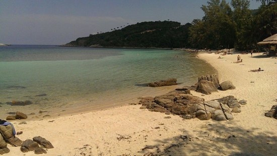 Ao Chaloklum Bay : Had khom