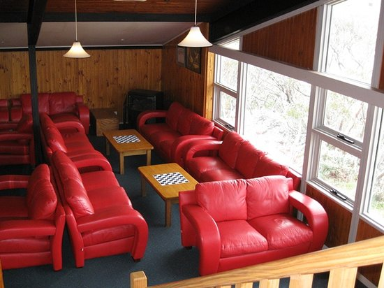 Sundeck Hotel: Guest Lounge