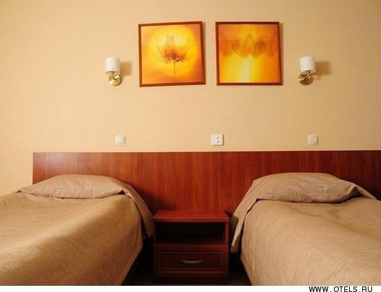 Topos Congress-Hotel: Номер