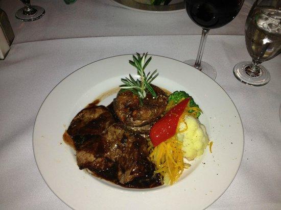 Starboard Grill: Blackberry Lamb Roast