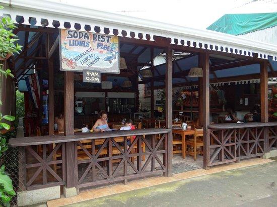 Restaurante Lidia's Place: Restaurante