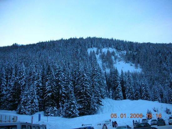 Hotel Gletscher & Spa Neuhintertux: Местность