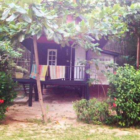 Seaview Sunrise Resort : Seaview hut with fan