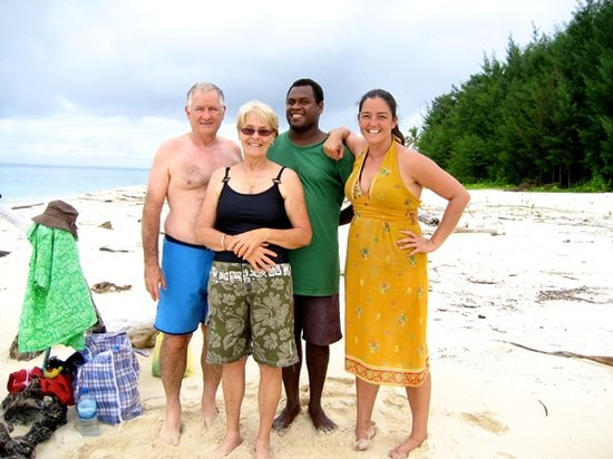 Conflict Bay Lodge: Happy island tour