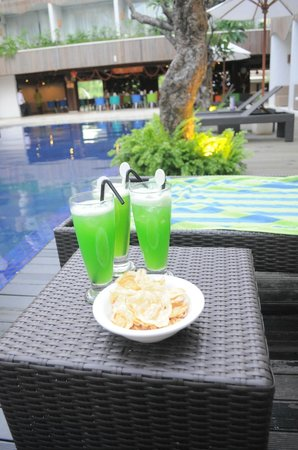 The Bene Hotel: Buy 2 Get Three, Poolside Drinks Special