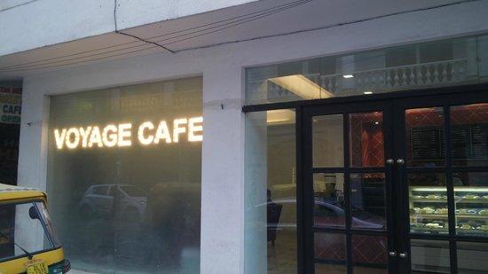 Hotel Ajanta: Voyage Cafe