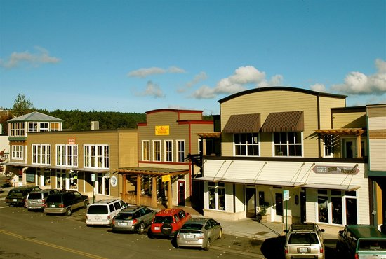 San Juan Suites : Shops on First Street Friday Harbor