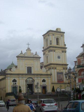 Hotel Angelina: Iglesia de SantA´ngelo