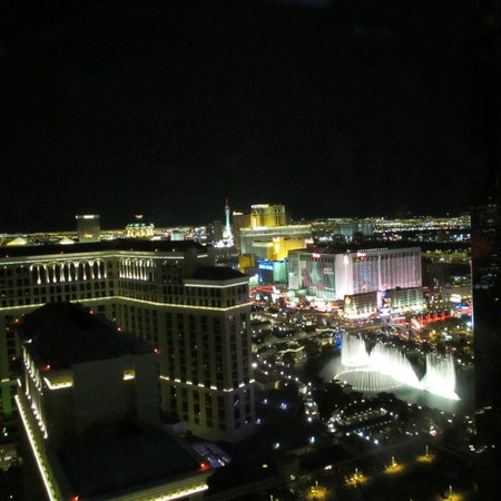 Vdara Hotel & Spa : View from our Room!!!