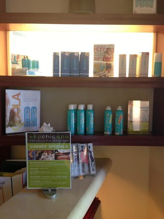 Eco Chic Spa: Welcome to our Eco friendly retail boutique!!