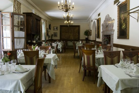 Chinchon, Spain: Comedor de la Plaza