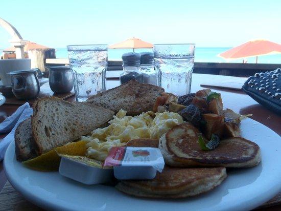 Kuyaba Hotel & Restaurant - Negril: Breakfast