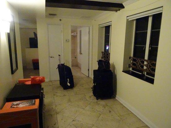 Hotel Ocean: room