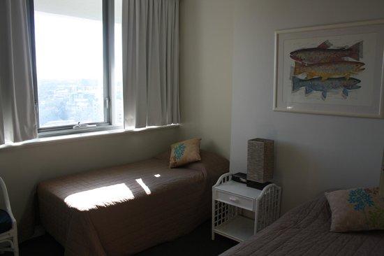 Majorca Isle Beachside Resort : Second Bedroom