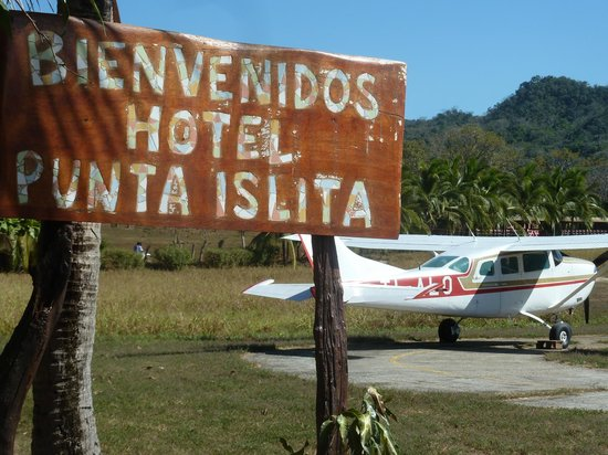 Hotel Punta Islita, Autograph Collection : The landing strip area