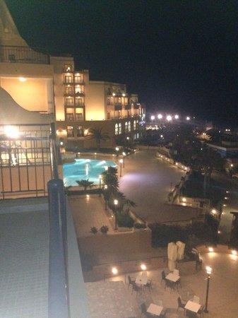 Corinthia Hotel St. Georges Bay : Veduta dalla stanza