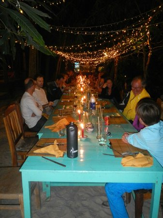 Freedomland Phu Quoc Resort: The can't miss dinner