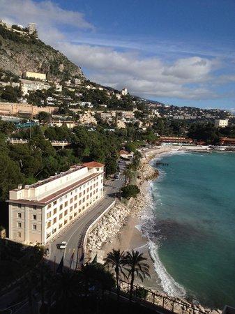 Monte-Carlo Bay & Resort : The back room views