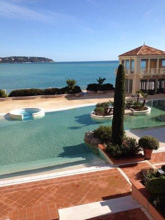 Monte-Carlo Bay & Resort : The lagoon