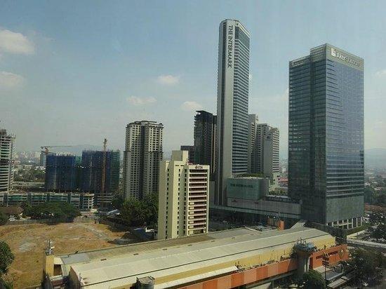 InterContinental Kuala Lumpur: view
