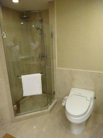InterContinental Kuala Lumpur: bathroom