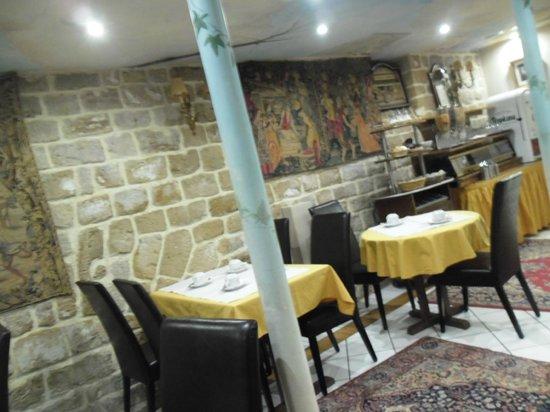 Minerve Hotel : Salão de chá
