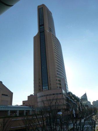 Okura Act City Hotel Hamamatsu: 浜松市内唯一の高さです.