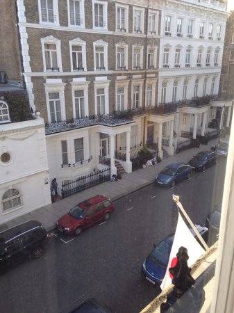K+K Hotel George: Вид с окна