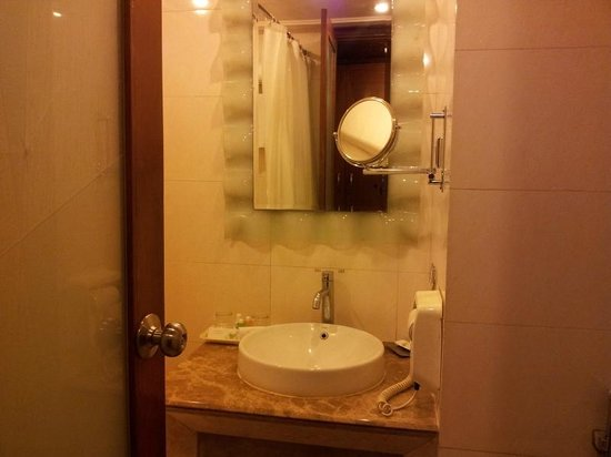 Goldfinch Hotel Bangalore: Clean and tidy