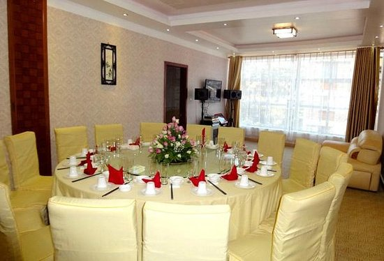 Nanchang Hotel: Private Dining