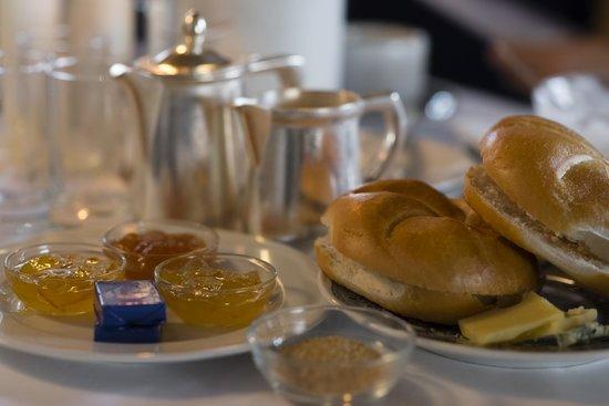 Hotel Olympia Garni: завтрак