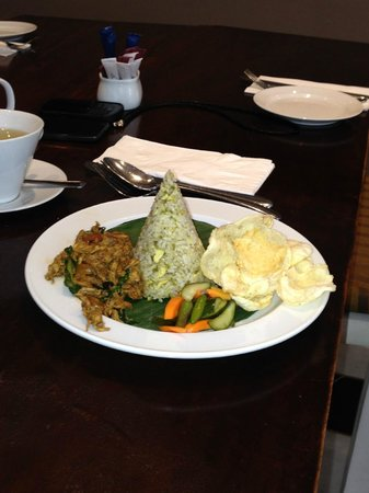 Aston at Kuningan Suites : Green Rice