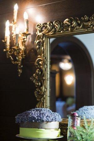 Hotel Olympia Garni: интерьер