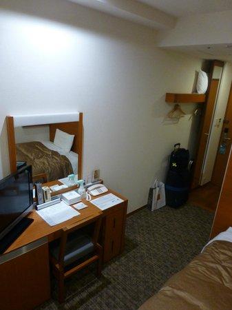 Hotel JAL City Haneda Tokyo: 機能的な収納です.